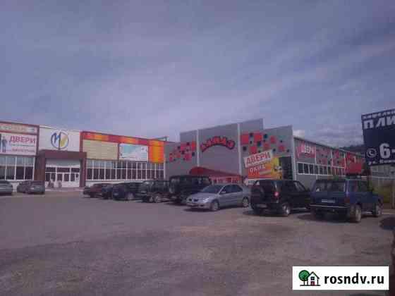 Торговое Здание, 1000 кв.м. Чусовой