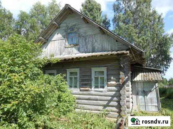 Дом 30.4 м² на участке 7 сот. Каргополь