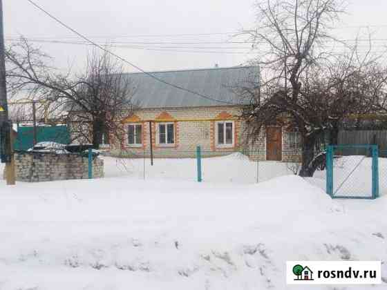 Дом 80 м² на участке 50 сот. Пронск