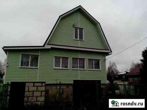 Дом 162 м² на участке 6.2 сот. Лесколово