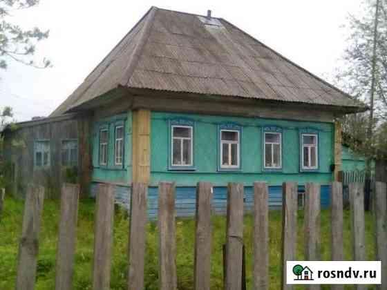 Дом 57 м² на участке 50 сот. Елово