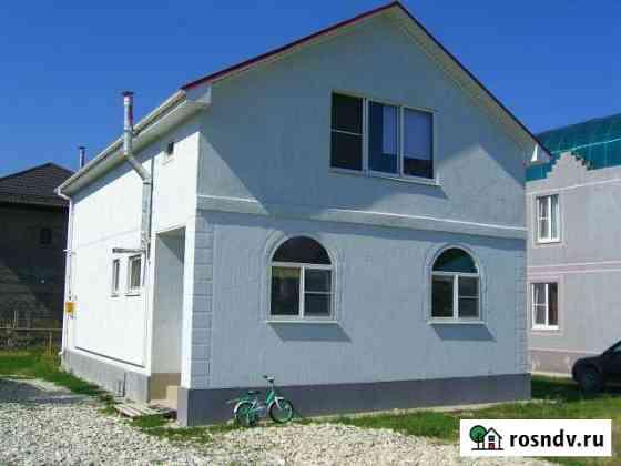 Дом 107 м² на участке 4.5 сот. Натухаевская