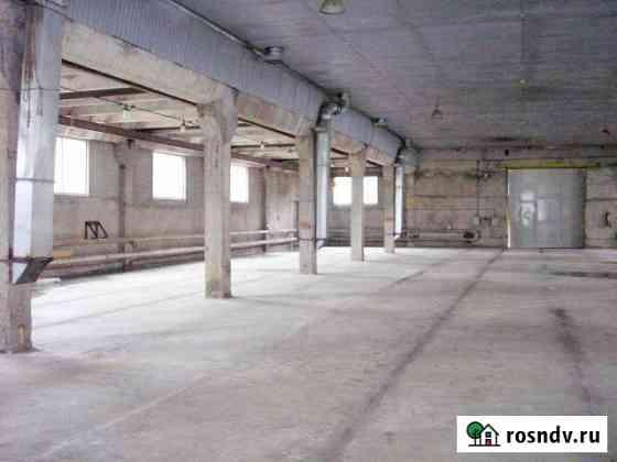 Сдам производственный корпус 1142 кв.м Протвино