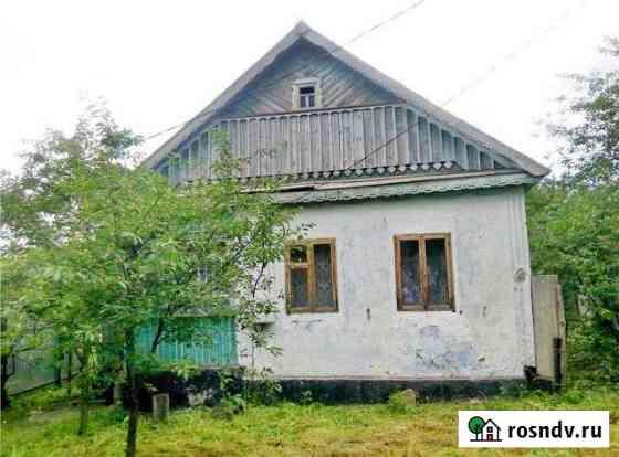 Дом 53.9 м² на участке 8.6 сот. Холмская