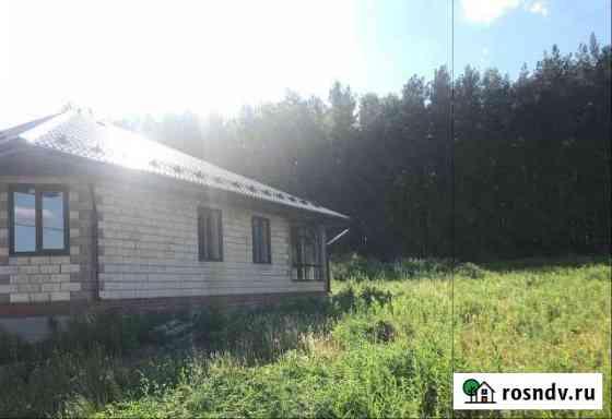Коттедж 110 м² на участке 10.5 сот. Бобровский