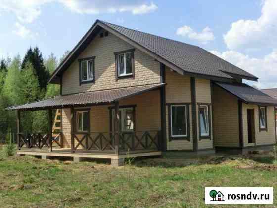Дом 160 м² на участке 10 сот. ЛМС