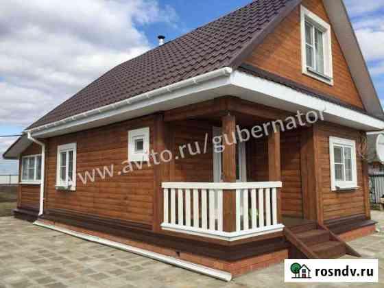 Дом 98.3 м² на участке 8.6 сот. Рамешки