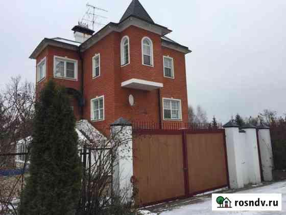 Дом 210 м² на участке 25 сот. Глебовский
