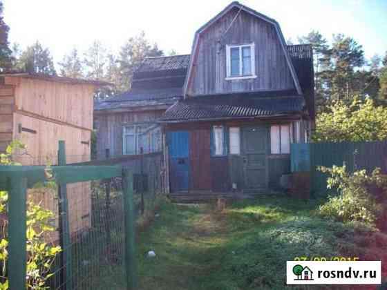 Дом 47 м² на участке 6 сот. Приозерск