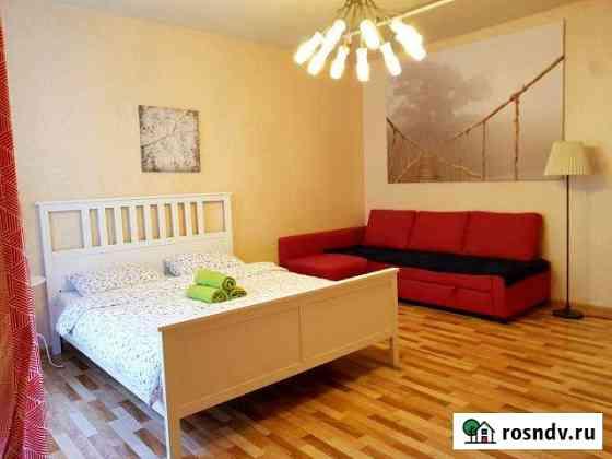 1-комнатная квартира, 50 м², 25/40 эт. Москва