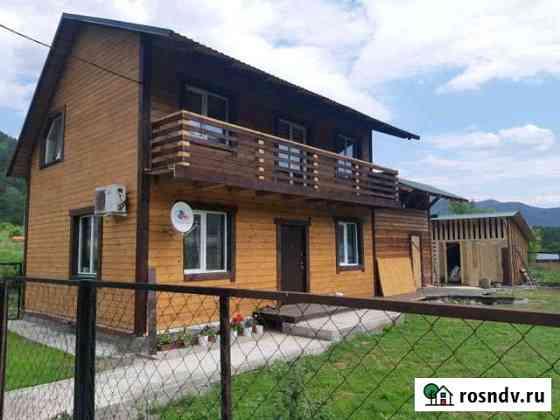 Дом 60 м² на участке 10 сот. Горно-Алтайск