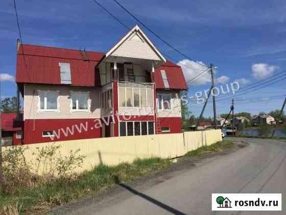 Дом 182.6 м² на участке 12 сот. Шуя