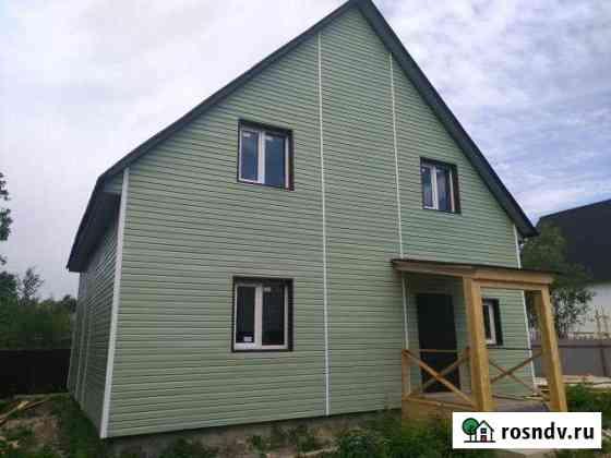 Дом 147 м² на участке 6 сот. Мга