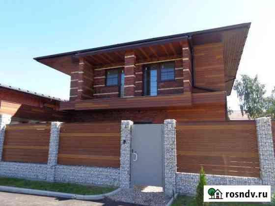 Дом 245 м² на участке 8 сот. Краснознаменск