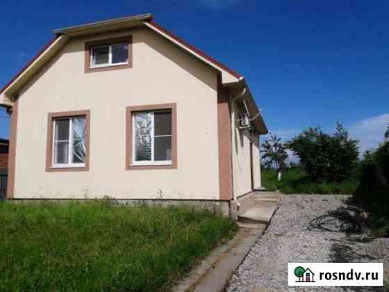 Дом 110 м² на участке 10 сот. Черноморский