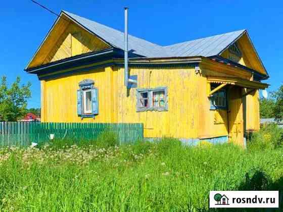 Дом 60 м² на участке 63 сот. Кушнаренково