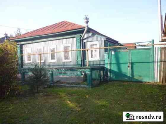 Дом 66 м² на участке 3 сот. Ворсма