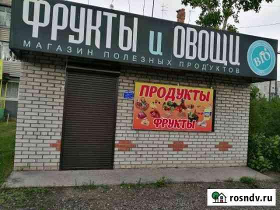 Торговый павильон продукты Усть-Абакан