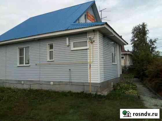 Дом 92 м² на участке 7 сот. Барнаул