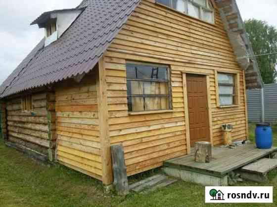Дом 50 м² на участке 26.3 сот. Выльгорт