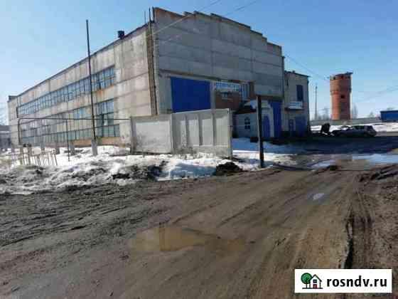 Производственая база Чамзинка