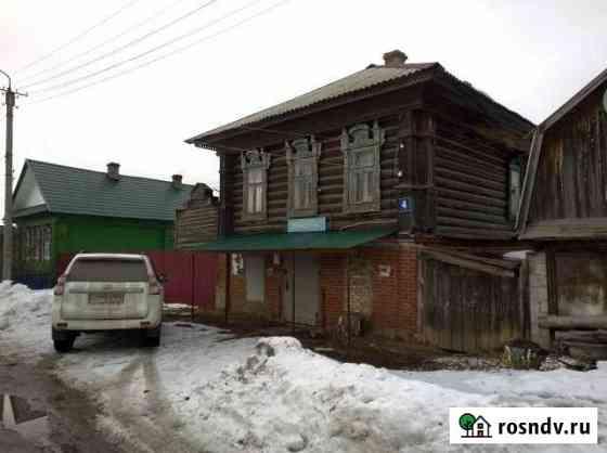 Дом 60 м² на участке 15 сот. Юрино