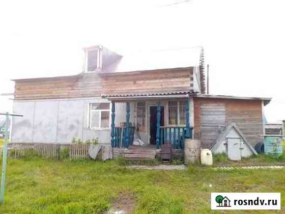 Дом 78 м² на участке 8 сот. Нарьян-Мар