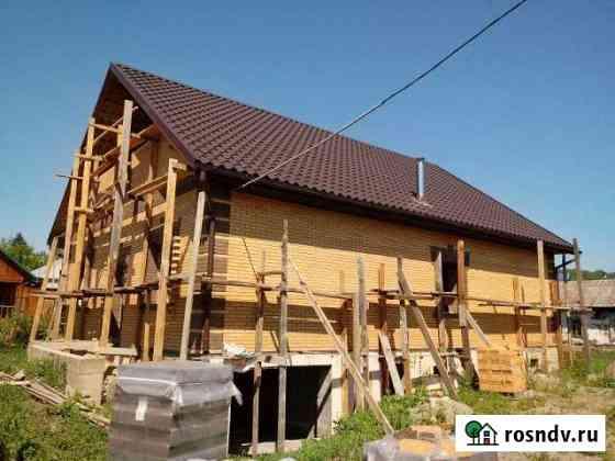 Дом 100 м² на участке 11 сот. Алтайское