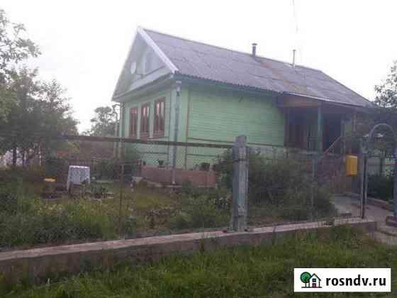 Дом 69 м² на участке 11.8 сот. Угловка