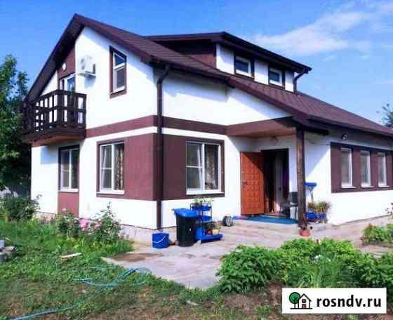 Дом 139 м² на участке 6 сот. Елизаветинская