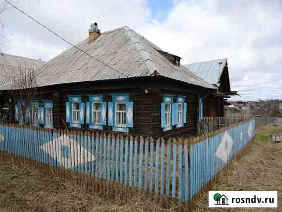 Дом 44 м² на участке 13 сот. Черноисточинск