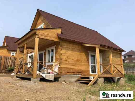 Дом 70 м² на участке 6 сот. Качуг