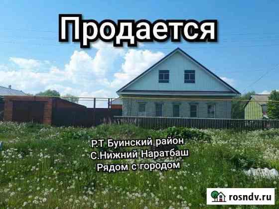 Дом 140 м² на участке 30 сот. Буинск