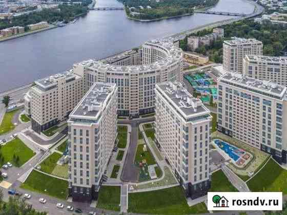 3-комнатная квартира, 91 м², 12/20 эт. Санкт-Петербург