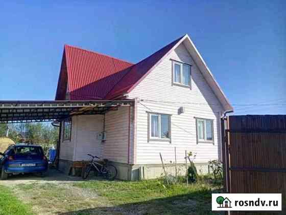 Дом 88 м² на участке 6 сот. Саратовская