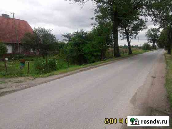 Дом 179 м² на участке 16 сот. Багратионовск