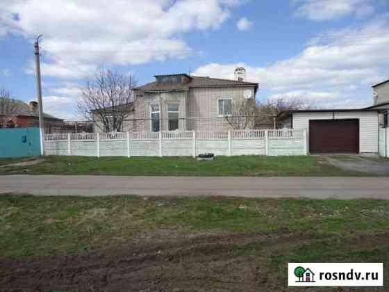 Дом 210 м² на участке 25 сот. Прохоровка