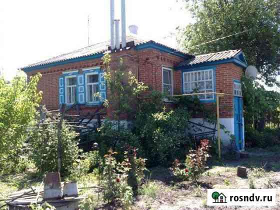 Дом 58 м² на участке 20 сот. Усть-Донецкий