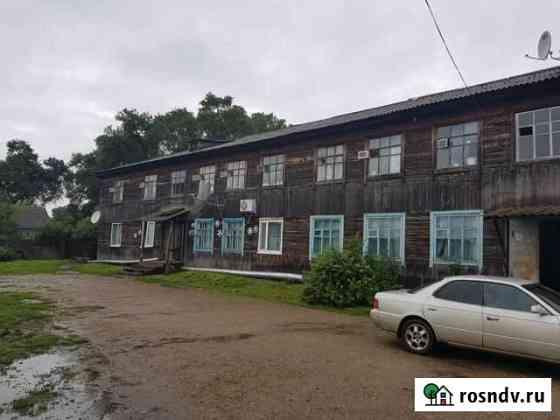 2-комнатная квартира, 36 м², 2/2 эт. Лесозаводск