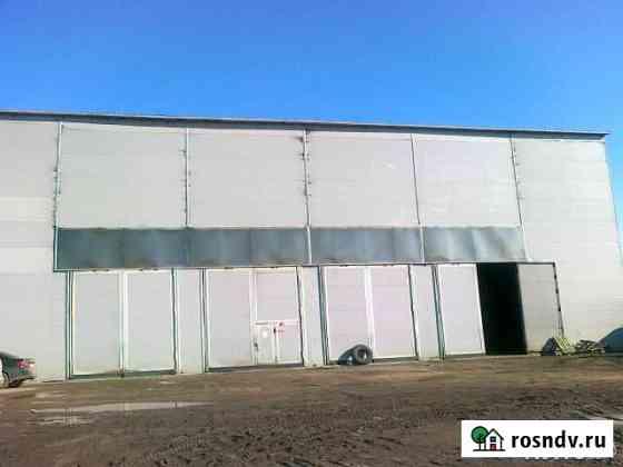 Ангар (ремонтный бокс), 432 кв.м. Новая Ладога