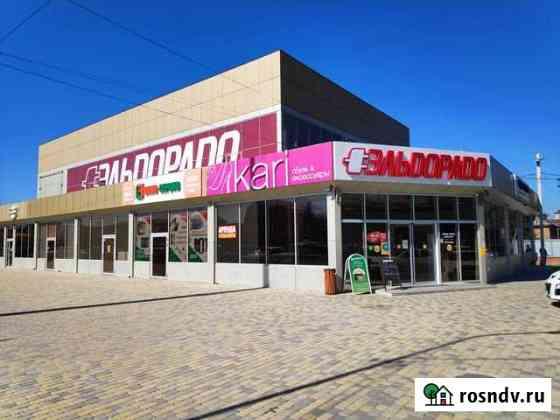 Торговый центр в центре Брюховецкой Брюховецкая