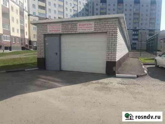 Машиноместо 14 м² Барнаул