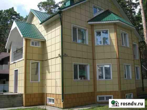 Коттедж 360 м² на участке 12 сот. Томск