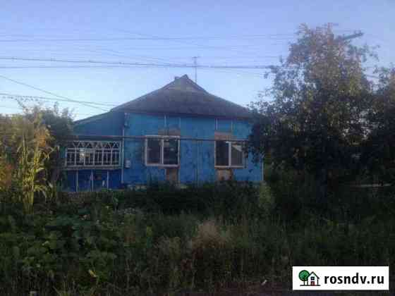 Дом 60 м² на участке 20 сот. Хомутовка