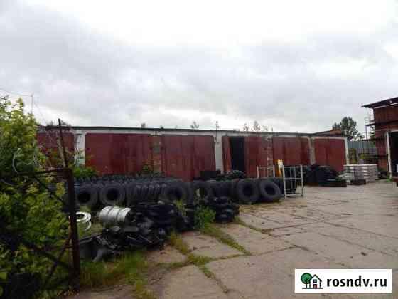 Продажа складской базы 8150 кв.м. Черное