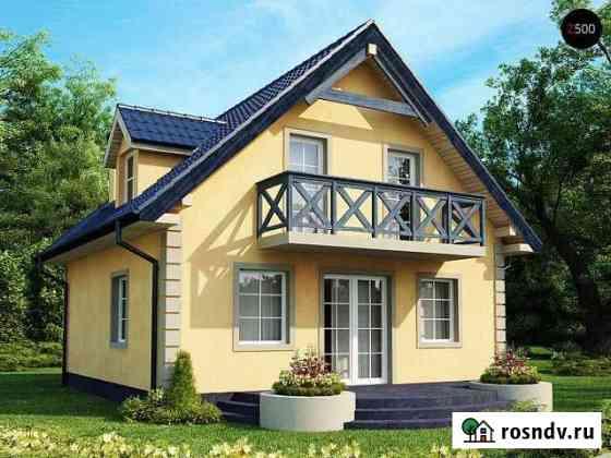 Дом 180 м² на участке 10 сот. Пионерский