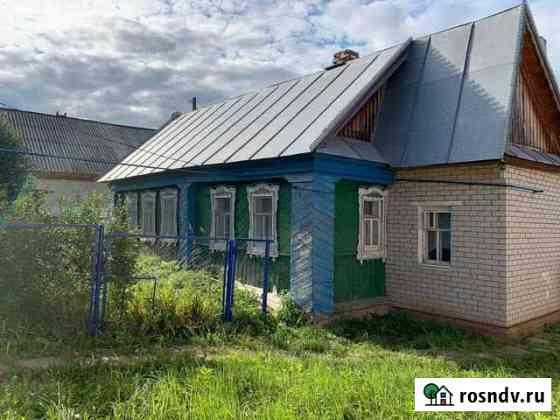 Дом 58 м² на участке 38 сот. Рыбная Слобода