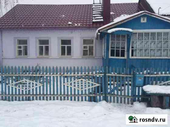 Дом 61 м² на участке 12 сот. Данков