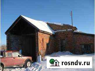 Здание механической мастерской, 949 кв.м. Борское