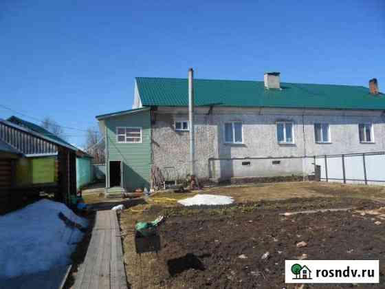Дом 180 м² на участке 15 сот. Юрья